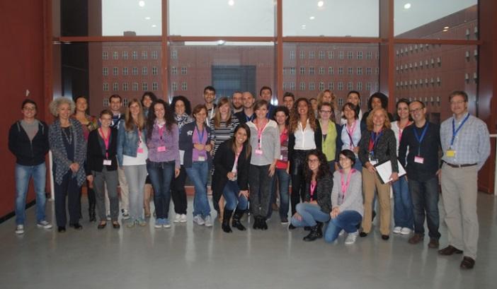 Participants of 2014 ESSIB in Milano